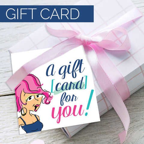 denise albright studio gift card