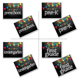 back to school photo prop - primary, boy, grade, school, first day of school, last day of school, pictures, preschool-college