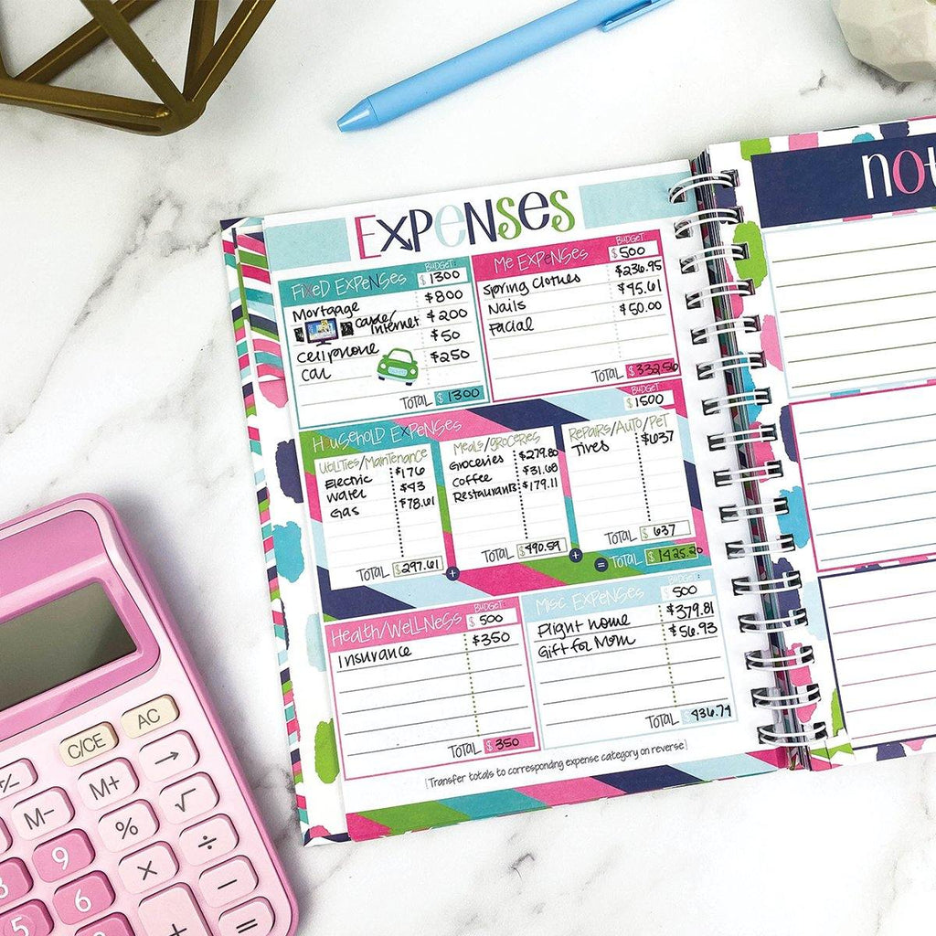 NEW! Budget Binder™ Bill Tracker Financial Planner | Wavy