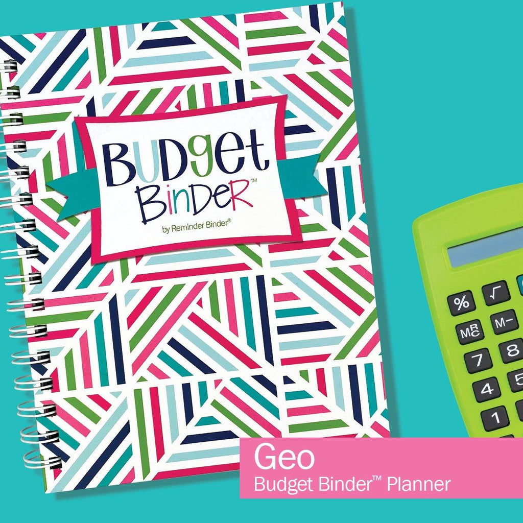 Buy-the-Case BULK Budget Binder™ Financial Workbooks | Case of 28 Workbooks | Choose from (7) Styles