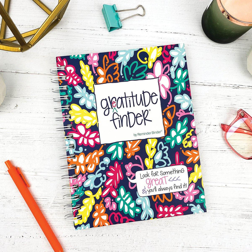Gratitude Finder® Journal | Island Bloom [Back in Stock March 2020]