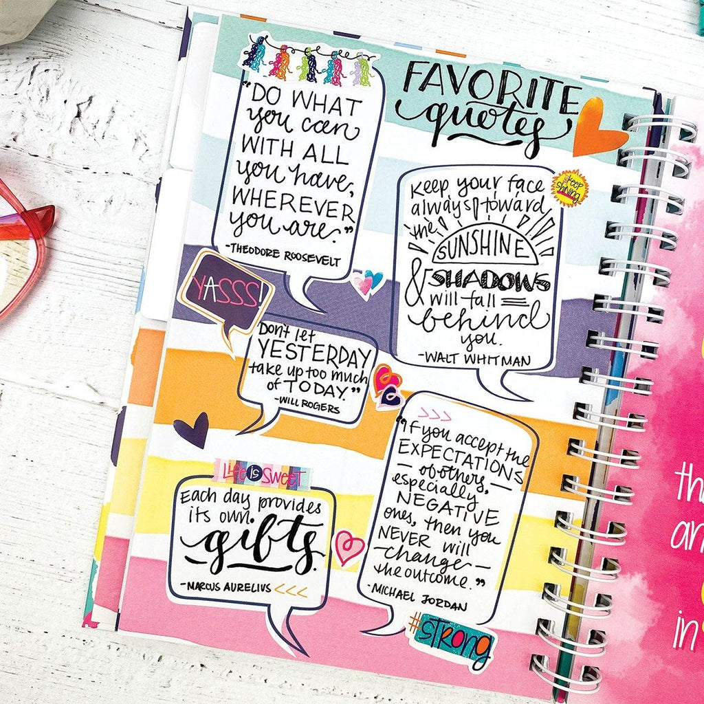 NEW! Gratitude Finder® Journal | Rain-Boho