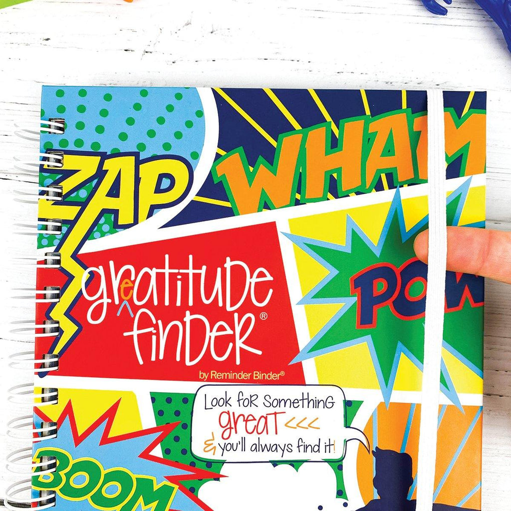 NEW! Gratitude Finder® Journal | Super Kiddo
