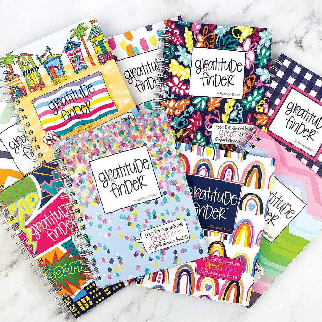 Gratitude Finder® Journal | Beach, Please! [Back in Stock March 2020]