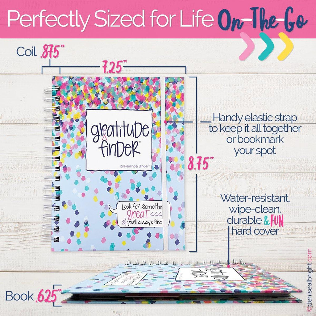 Gratitude Finder® Journal Gift Bundle