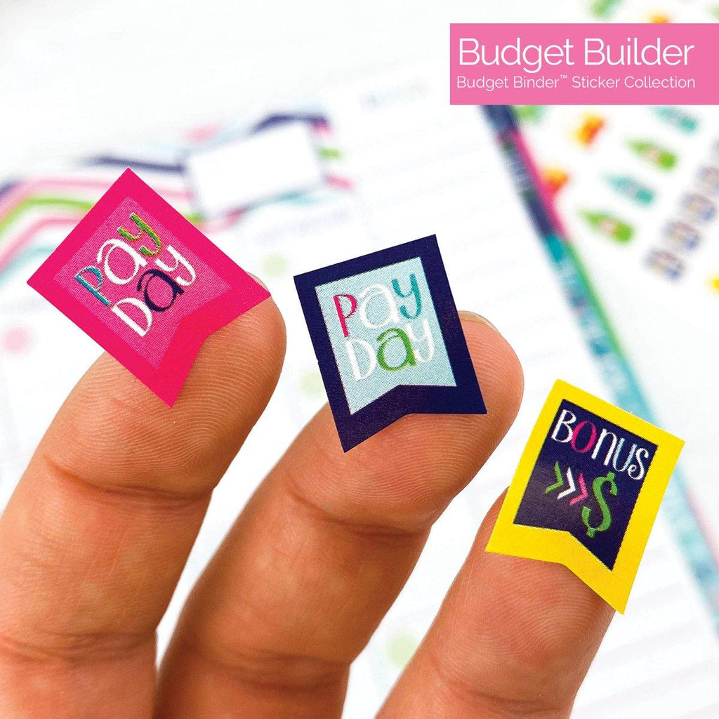 Bundle of 20 Sets | Best Planner Stickers | Family, Work, To-Dos, Events, Goals
