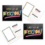back to school photo prop digital download - preschool, school, first day of school, last day of school, pictures