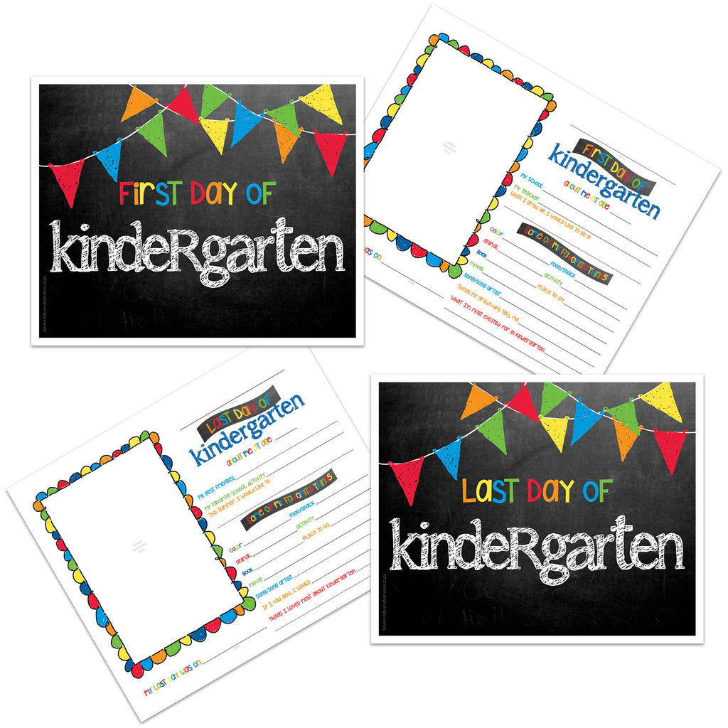 back to school photo prop digital download - kindergarten, school, first day of school, last day of school, pictures