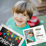 back to school photo prop digital download - pre-k, school, first day of school, last day of school, pictures