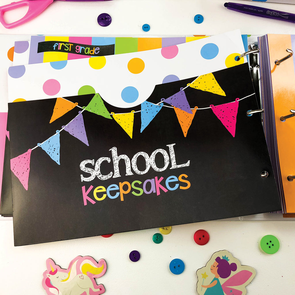 extra photo and pocket pages kit for the class keeper