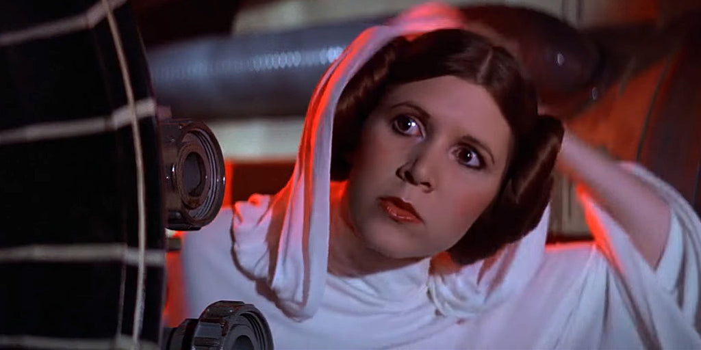 That One Time Princess Leia Bought All Our Chocolate