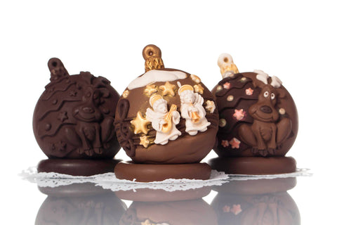 Chocolate Christmas Bauble