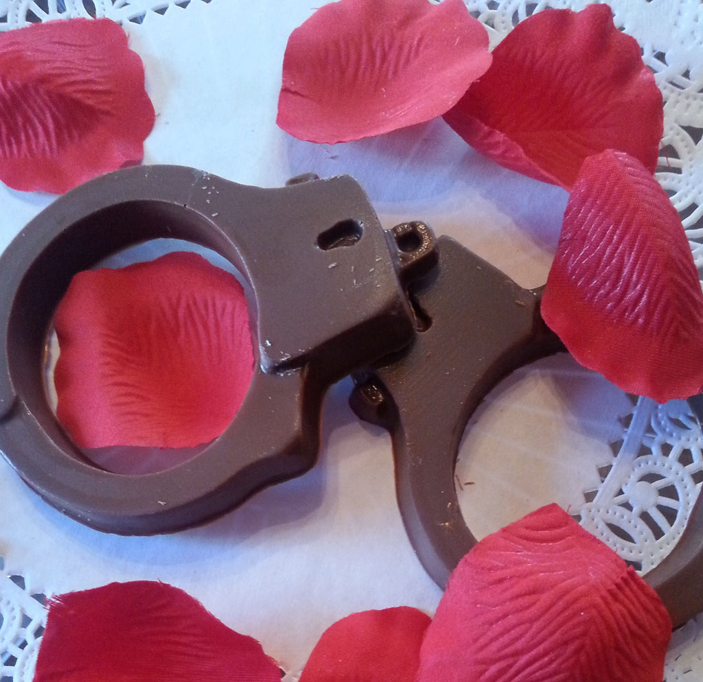 Chocolate Handcuffs