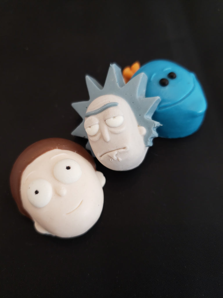 Rick & Morty Inspired Truffles