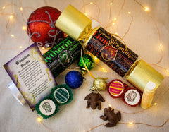 Harry Potter Hogwarts Love Christmas Crackers