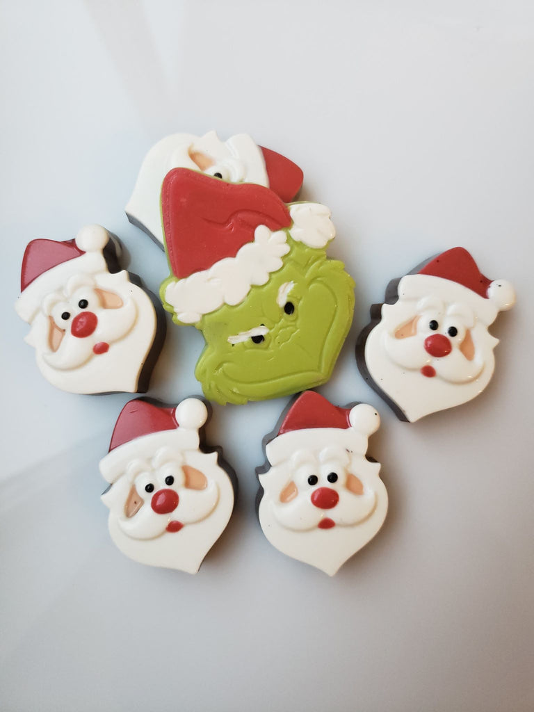 Grinch Cookie Set