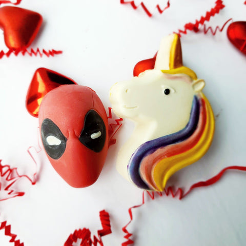 Deadpool Unicorn Set