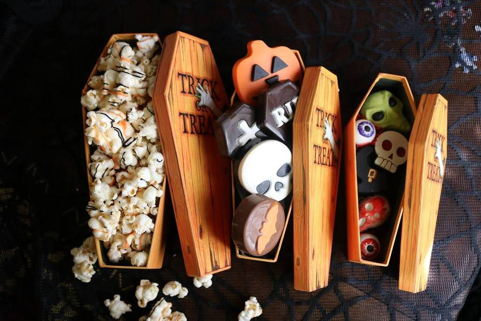 Devlish Halloween Treats for the Whole Family