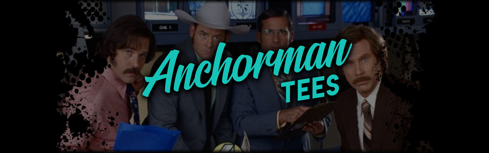 I Love Lamp - T-Shirt - Anchorman