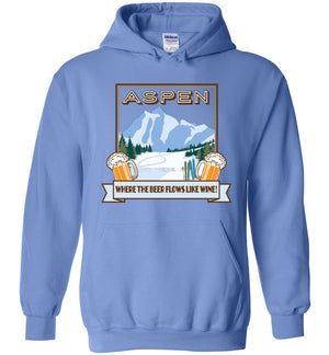 Aspen Dumb and Dumber - Hoodie - Absurd Ink