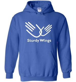 Sturdy Wings - Hoodie - Role Models - Absurd Ink