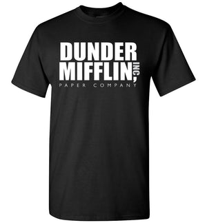 Dunder Mifflin - T-Shirt - Absurd Ink