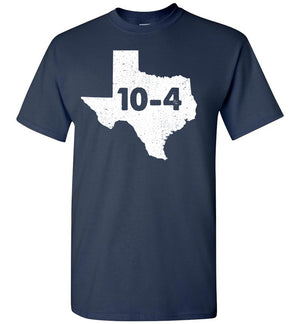 Texas-Sized 10-4 Letterkenny - T-Shirt - Absurd Ink