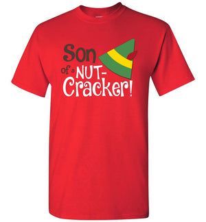 Son of a Nutcracker - Elf - T-Shirt - Absurd Ink