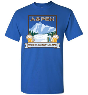 Dumb and Dumber - T-Shirt - Aspen - Absurd Ink