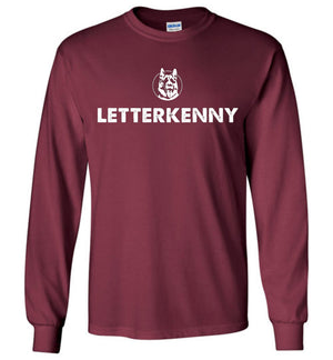 Letterkenny - Long Sleeve Tee - Absurd Ink