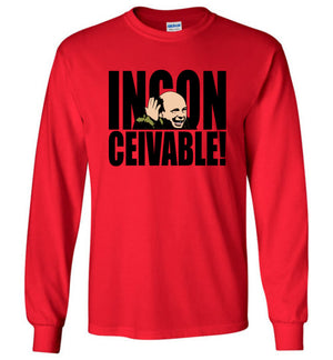 Inconceivable Long Sleeve Tee - The Princess Bride - Absurd Ink