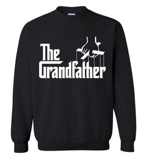 The Grandfather - Sweatshirt - Absurd Ink