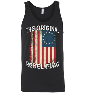 Original American Flag - Patriotic Tank - Absurd Ink