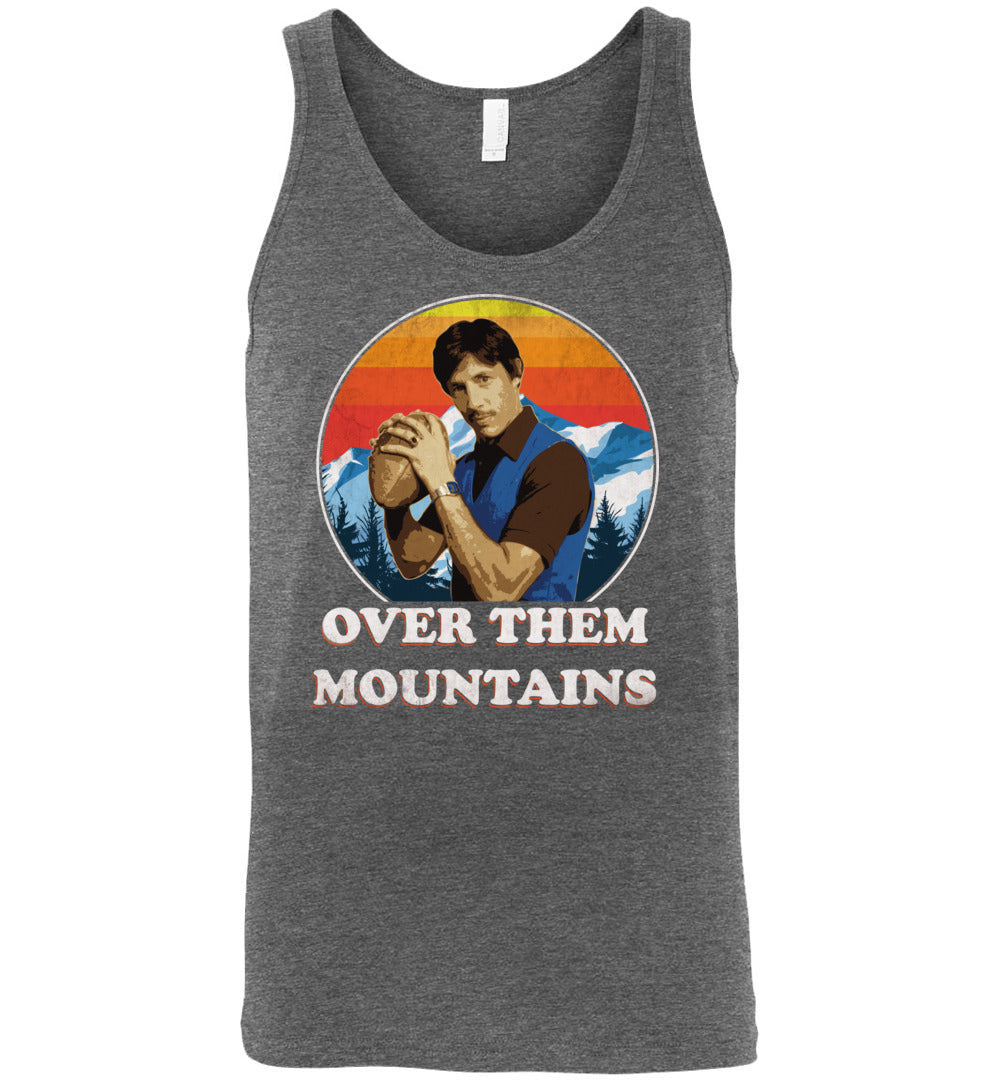 b979c3a324293 Uncle Rico Football - Tank Top - Absurd Ink