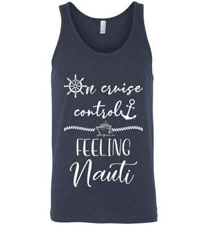 Cruise Tank Top (No Back Print) - Absurd Ink