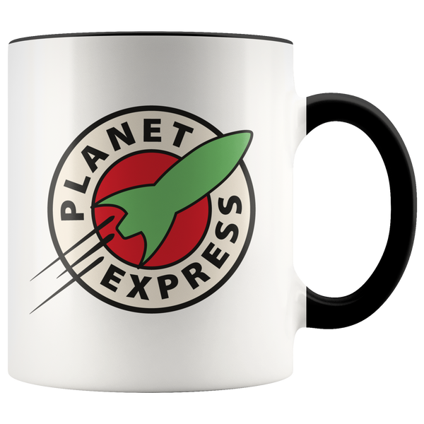 Planet Express - Coffee Mug - Absurd Ink
