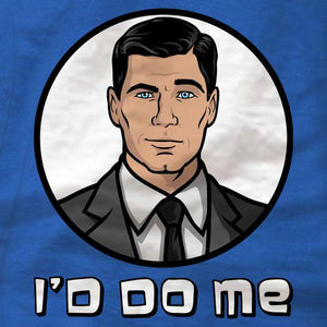 I'd Do Me Archer T-Shirt