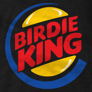 Disc Golf Shirt - Birdie King - Tank Top - Absurd Ink