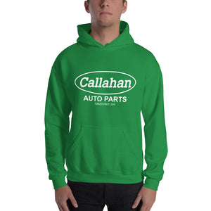 Callahan Auto Parts - Hoodie - Tommy Boy - Absurd Ink