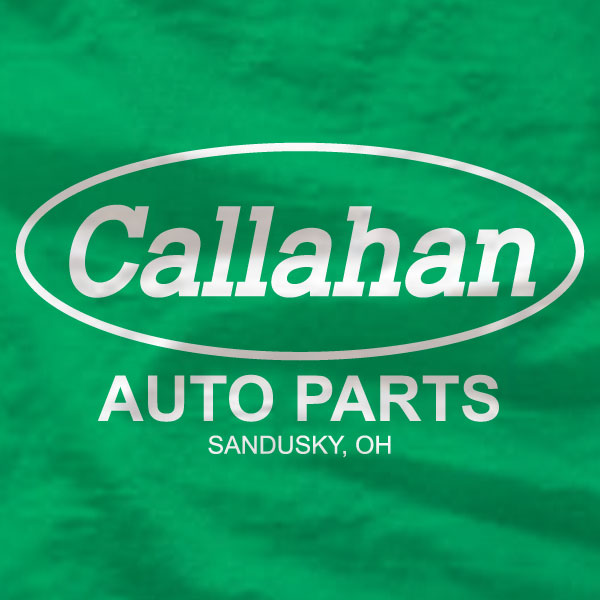 Callahan Auto Parts - T-Shirt - Tommy Boy - Absurd Ink