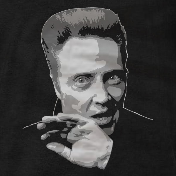 Christopher Walken - Gildan Short-Sleeve T-Shirt - Absurd Ink
