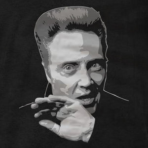 Christopher Walken - Canvas Unisex T-Shirt - Absurd Ink