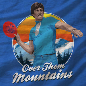 Disc Golf Tank - Uncle Rico - Absurd Ink
