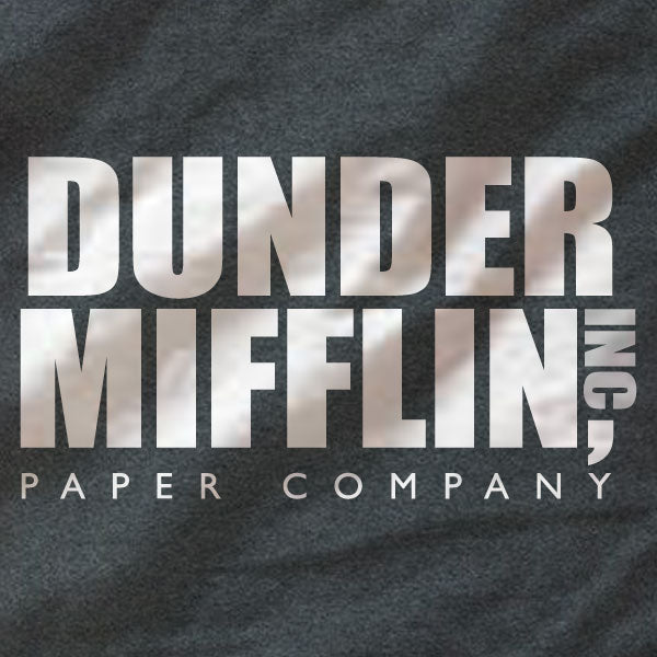 Dunder Mifflin - Ladies Tee - Absurd Ink