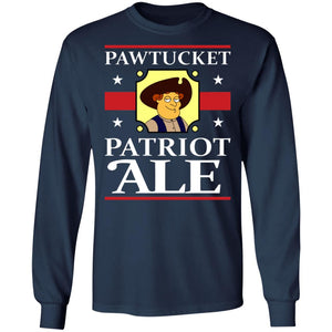 Pawtucket Patriot Ale Long Sleeve Tee