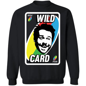 Charlie Kelly Wild Card Sweatshirt