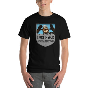 I Fart In Your General Direction - T-Shirt - Absurd Ink