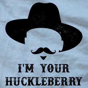 I'm Your Huckleberry Doc Holliday - Hoodie - Absurd Ink