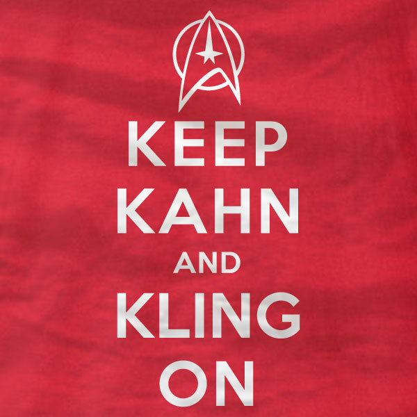 Star Trek - T-Shirt - Khan - Absurd Ink