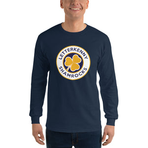 Letterkenny Shamrocks - Long Sleeve Tee - Absurd Ink
